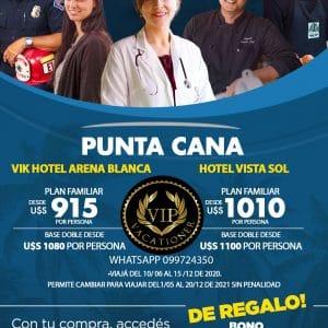 Promo Punta Cana + Samsung