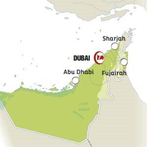 Dubái y Emiratos árabes