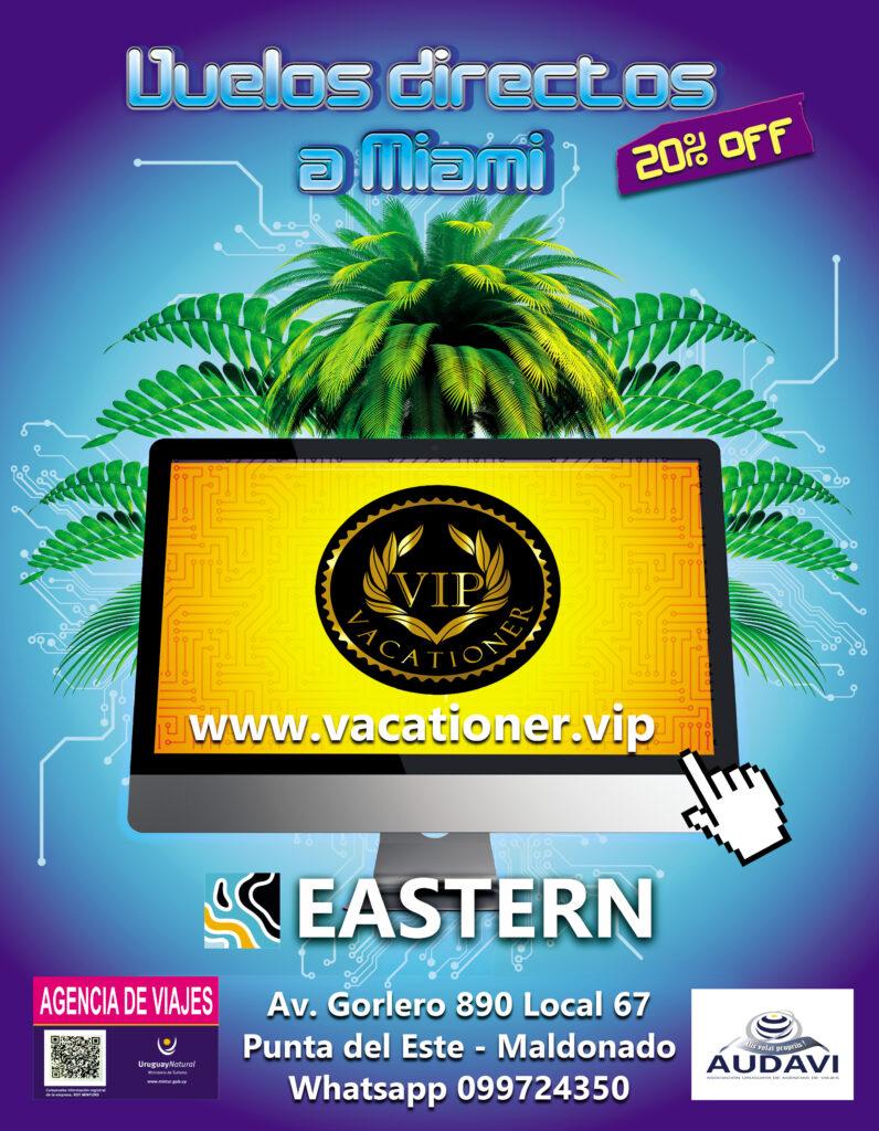 Miami con Eastern