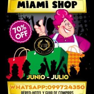 Miami playas y compras
